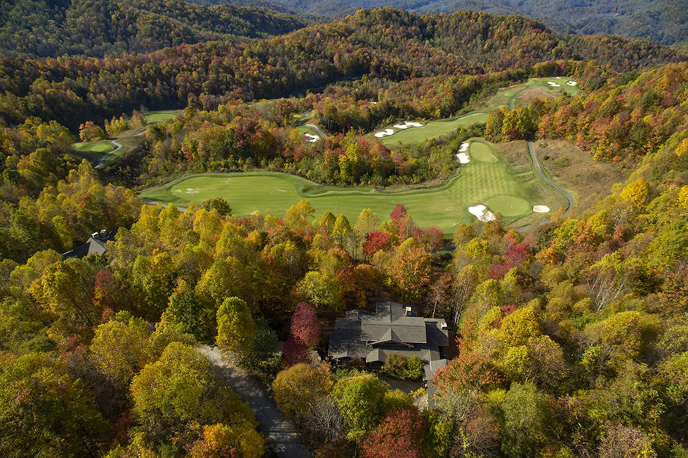 Balsam Mountain Preserve Golf Coarse