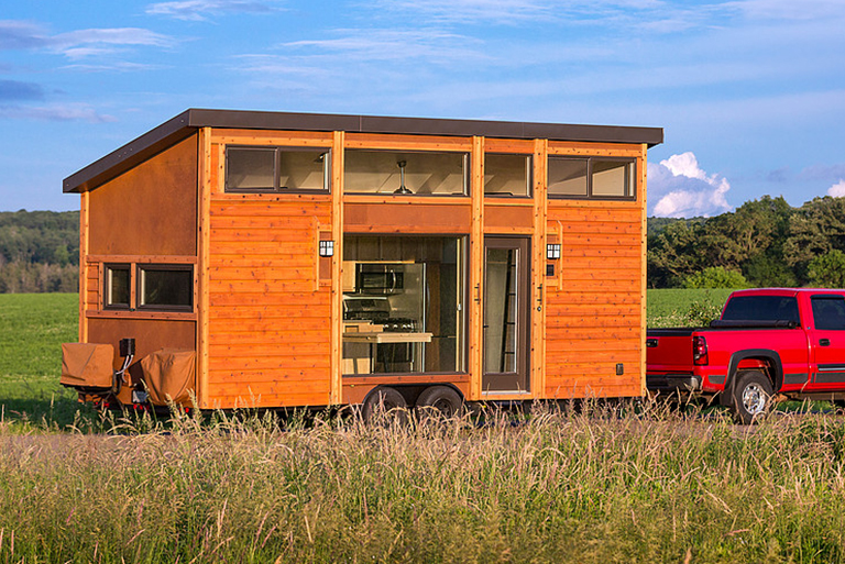 Tiny Homes_towing