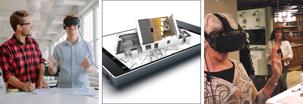 Virtually Visualizing Your Future Home