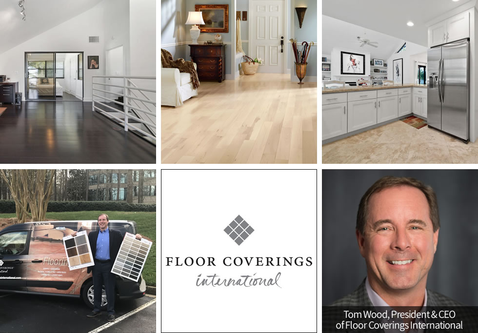 The Range of Floor Coverings Expands