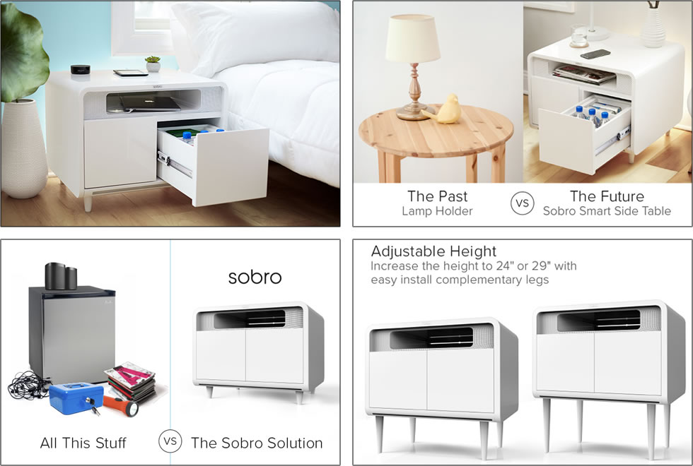 Smart Furniture for Small Spaces