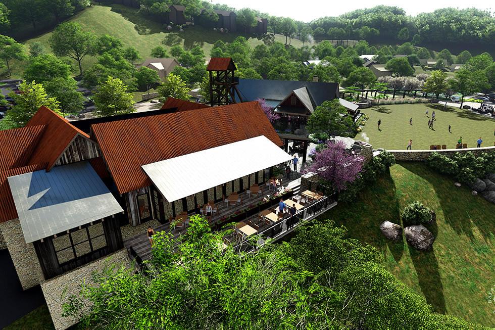 Balsam Mountain Preserve