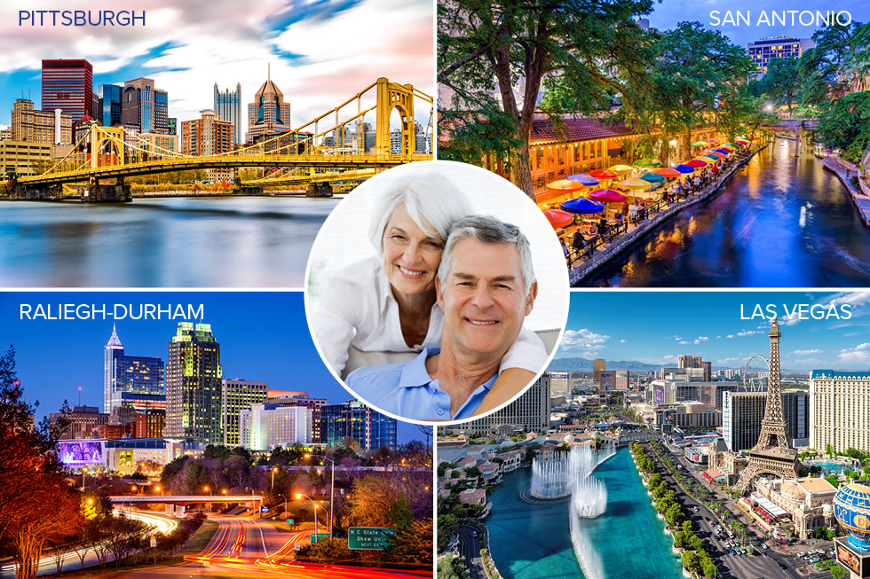 4 Fantastic Retirement Destinations for Baby Boomers