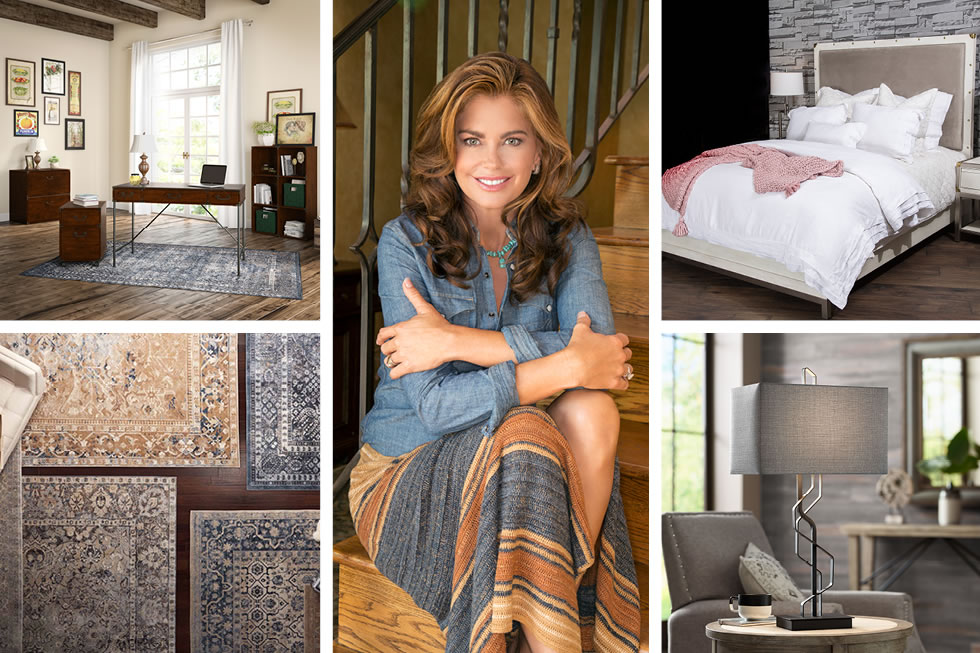 kathy ireland Worldwide Home Portal Flourishes