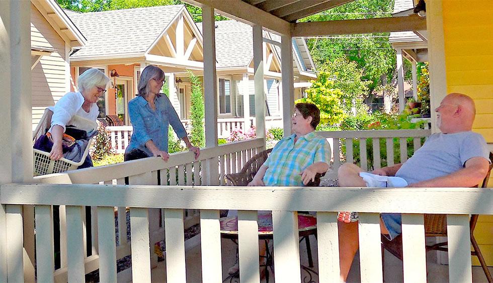 Cohousing, Shared-Living Offers Viable Alternative