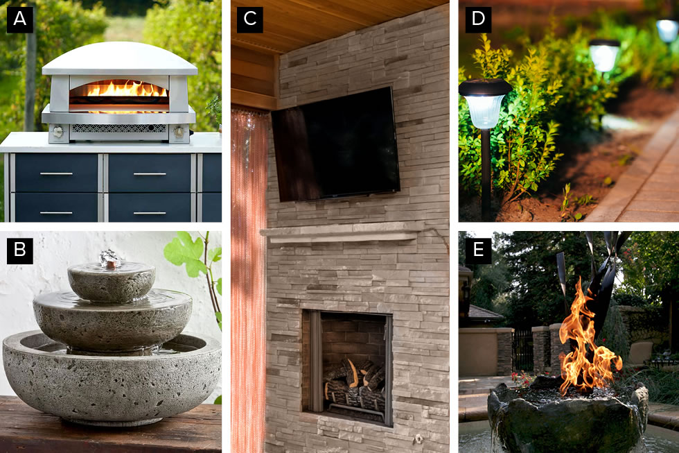 Outdoor Living Trends Feature Indoor Comforts