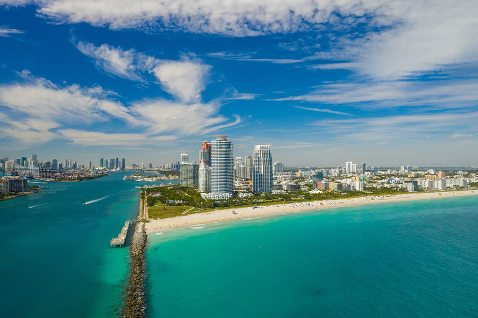 Luxury Home Buyers Flock to South Florida