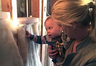 Wool Insulation, The Healthier Insulation Option