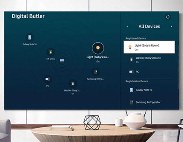 Digital Butler by Samsung