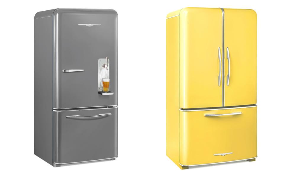 Pantone Refrigerators