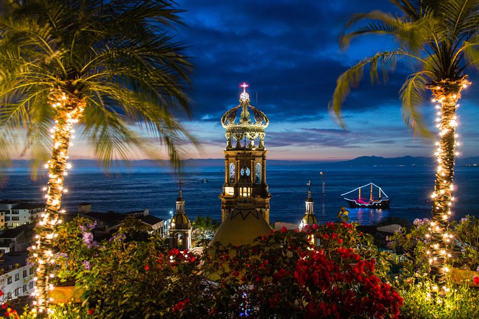Sunset, Puerto Vallarta