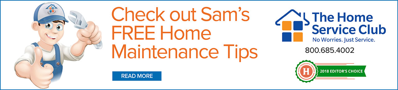 Sam's Home Maintenance Tips Desktop