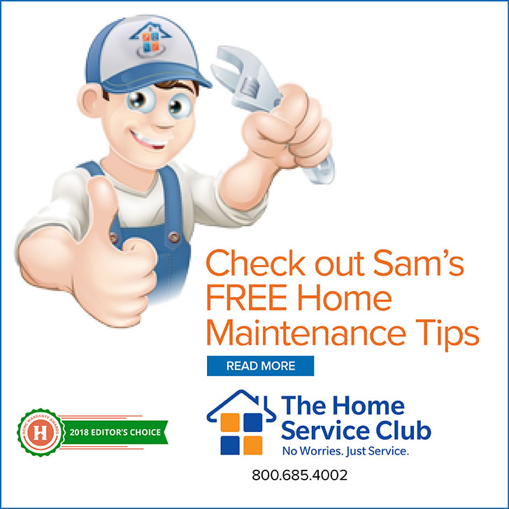 Sam's Home Maintenance Tips Mobile