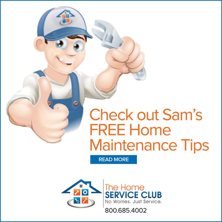 Sam's Home Maintenance Tips Mobile