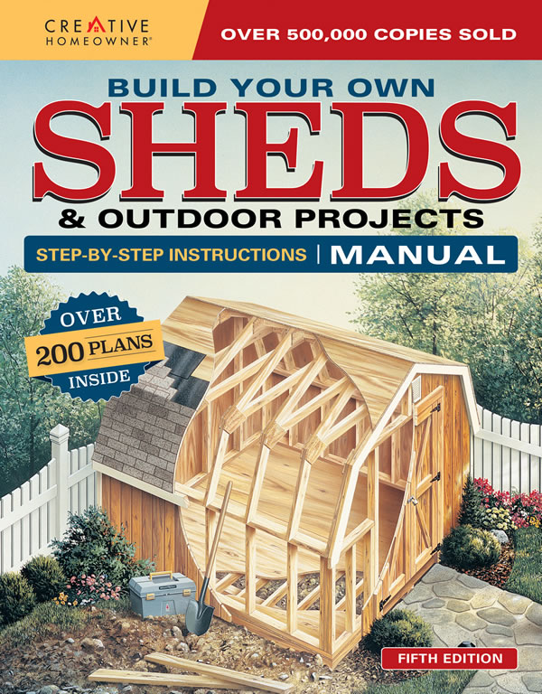 Build Your Own Sheds