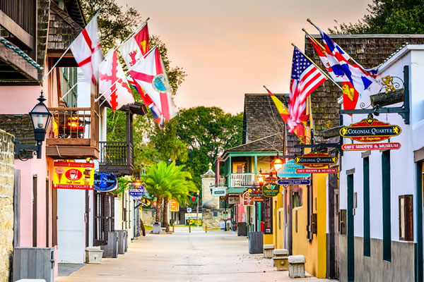 America's Original Homestead Discovered Anew – St. Augustine, Florida