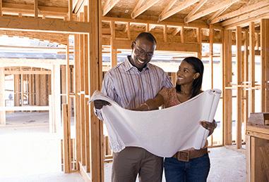 build a home