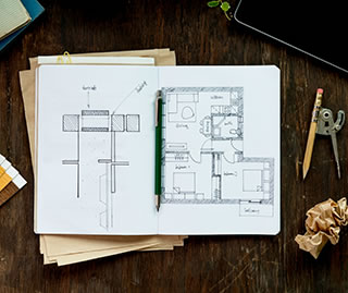 Books and Home Plans